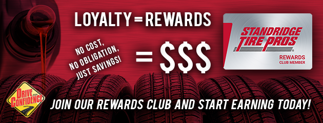 Join our Rewards Club today and Start Saving!